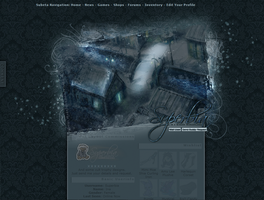 Subeta: Winter User Profile by Luxuriah