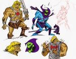 Masters of the Universe colored #4 by Count-KraumBurger1