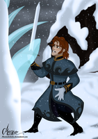 Prince Hans of the Southern Isles by marionlalala