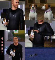 Shepard loves Gabby by SuperMeja