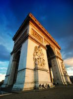 arc de triomphe II by PaLiAnCHo