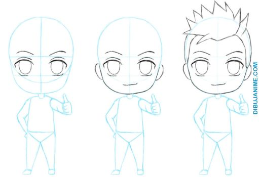 How To Make a Chibi 2 by ritzcookies