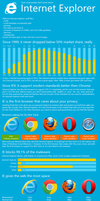 Facts about Internet Explorer by Studio384