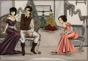 Avatar: Old Fashioned Holiday by arelia-dawn