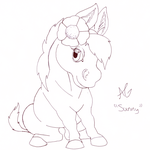 Sunny by animallover0629