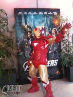 Avengers Premiere Cosplay by CosplayCorp