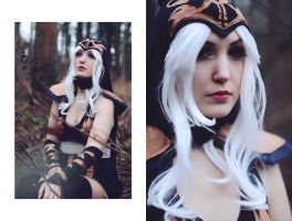 Ashe - The Frost Archer by Miss-Miri