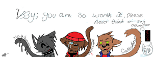 Worth my friendship, and everyone elses by XxBlackpantherxX