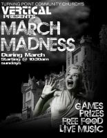 March Madness :Vertical: by VHCrow