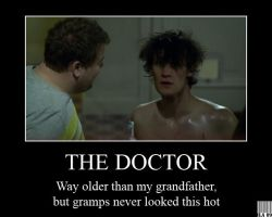 Demotivational - The Doctor by GreenArcherAlchemist