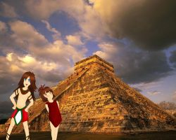 HTMR Precolombino - Mayas by Moonfire95