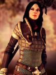 Bethany Hawke Inquisition Style by raubkruemel