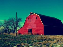 Old Red by erbphotography