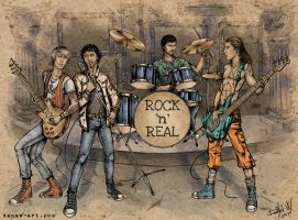 Rock'n'Real by Dana-W