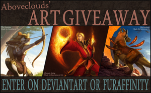 1500 Watcher Giveaway by aboveClouds