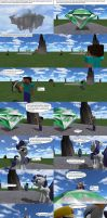The Quest for the Master Emerald Part 1 by MeltingMan234