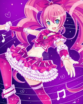 Cure Melody by Ipun