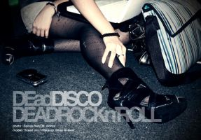 Dead disco Dead rock and roll by ClumsyCraft