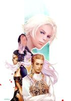 Final Fantasy XII by Athena-chan