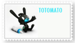TOTOMATO (Stamp) by AMerHAkeem