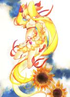Heartcatch Precure: Sunshine by muttiy