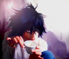 Lawliet by arrowchild
