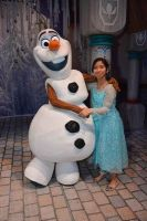 Olaf and I hug each other with winter love photo 2 by Magic-Kristina-KW