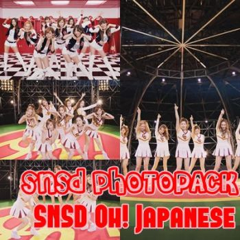 Snsd Oh Japanese Version Mv Screencaps [Download] by Sone402