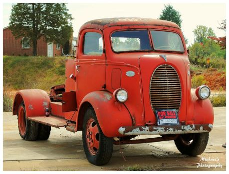 A Ford 85 Truck by TheMan268