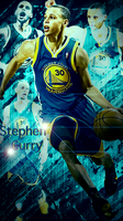 Stephen Curry by HyperWingz