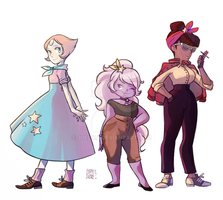 COLLAB: 50s CRYSTAL GEMS by Jullika