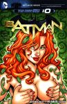 Poison Ivy busty sketch cover by gb2k
