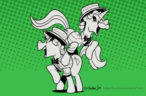 Flim Flam Brothers by SupaCrikeyDave