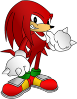 Knuckles by Luned13