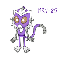 MRY-85 by MaryThaCake