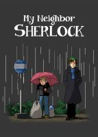 My Neighbor Sherlock by acidbetta