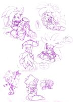Kinomi Sketch Dump 01 by Togekisser