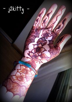 Henna, May 16th by j2kitty