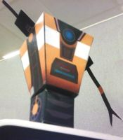 My Paper Claptrap by pippin1178
