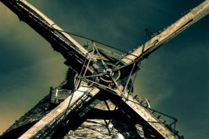 Moulin de Belle Nee IV by Rayon2lune