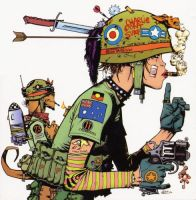 tank girl by jennybrantley