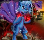 The Great and Overpowered Trixie !!! by VittorioNobile
