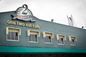 one two eat cafe by feria233