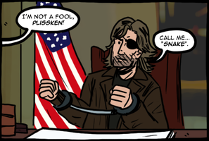 John Carpenter's Escape from New York by theEyZmaster