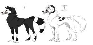 Canine Adopts Name Your Price (ON HOLD) by BlakMajyc-Adoptables