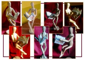 Mannequin Package by Ivette-Stock