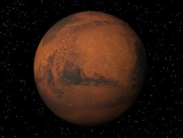 Red Planet by TerraZona