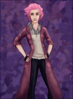 Nymphadora Tonks by Until-The-Dark