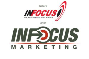 INFOCUS Marketing: Logo by dani-kelley