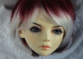 make-up for Luts 2010 SUMMER EVENT Head 2-3 by katzzen